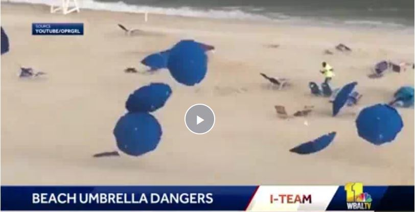 WBAL-TV Interview at Bethany Beach